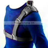 New Sports Camera Mount Shoulder Chest Harness Mount
