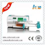 ISO & CE Approved Cheap Electric Syringe Pump with Bolus with Drug Library for Operation