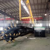 low price sea dredgeing machine/gold dredger/cutter dredger sale                                                                         Quality Choice