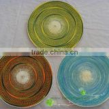 hot sale! Recycled paper placemats round for round tables wholesale