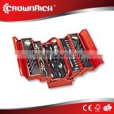 2014 New popular stainless steel tool box aluminum briefcase tool box small metal tool box