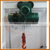 Lifting machinery CD1 electric wire rope hoist electric cable hoist