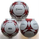 Top quality thermal bonded soccer ball size 5 for sandy ground