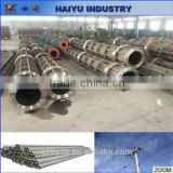 Pile Molding Machine Type and Carbon Steel Pipe Material Steel Mould for Pre-stressed Concrete Spun Pile