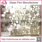Removable No Glue Static Electricity Decoration Frosted Glass Window Film