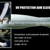 polyester/nylon arm sleeves
