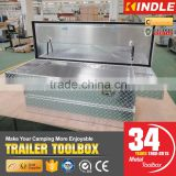 OEM Portable Aluminum Camper Trailer ToolBox For Truck                                                                         Quality Choice