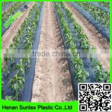 agricultural used mulch film keep moisturize for vegetable planting in black plastic mulch film