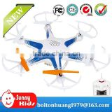 2.4G 4ch 6 axis RC quadcopter drone