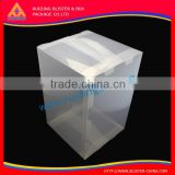 Eco friendly material 3D packaging box;lenticular 3D plastic packaging box, lenticular plastic boxes for package