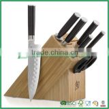 FB1-7011 healthly bamboo knife set hot sales                                                                         Quality Choice