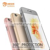 Colorful printed Tempered Glass Screen Protector screen protector roll material for iPhone 6 plus