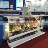 Professional uv printer hard and soft material uv printer machine for flat bed roll to roll printing