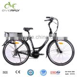6061 aluminum alloy frame 250w mid drive motor electric bicycle en 15194 city bike e-bike