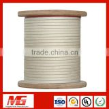Electrical Wire Class180 Fiber Glass Covered Aluminum Wire
