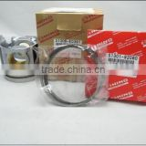 HINO J05E/J08E piston set VH173081330A/VHS130BE0391/VHS130053220 for SK200-8/SK250-8/SK330-8