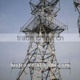 World Famous Brand-Histro Lattice Steel Tower With galvanizing (angular tower, tubular tower)