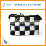 Polyester cosmetic bag basics cosmetic bag organic cosmetic bag