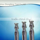 ALU cutter/end mill for processing aluminium alloy
