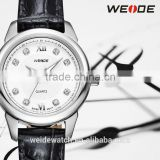 WEIDE women brand 2014 japanese top brand watches for women fashion women wrist watches Rhinestone Wristwatch quartz watch