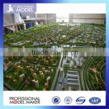 City planning scale model making / Public Work building Model /architectural scale model maker
