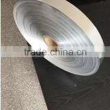 fireproof pure aluminium tape widely used for for flexible duct and cable material
