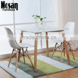 wholesale made in china factory price famous design tufted dining chair