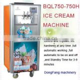 ice cream vending machine BQL750-750H soft icecream machine