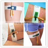 Latex free and with slicone slip Catheters Foley Holder Strap Bag Tube