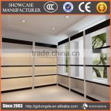 Supply all kinds of tile display stand,perfume display cabinet,large display digital wall clock