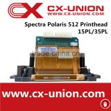 Best seller Spectra polaris 512/35pl printhead for solvent flex printer
