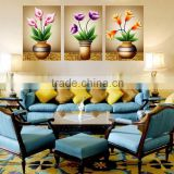 glass mosaic pictures pattern, landscape hanging picture for wall art murals house decoration
