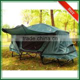 OEM Wholesale Carryout Military Aluminum Alloy Folding Outdoor Tent Cot