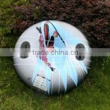 Inflatable Kid's Snowmobile for winter sport