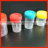 Urine sterile specimen container for 60ml bottles