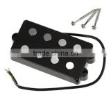 New Good deal 4 String Bass Humbucker Pickup Black
