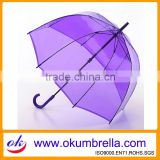 "24""x8k clear bubble umbrella from Manufacturer"