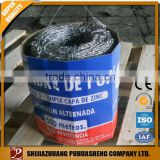 wholesale China factory pvc coated galvanized/stainless steel barbed wire(