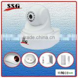 long distance wireless security camera integrated GSM alarm system two in one