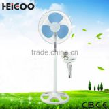 Low Noise Floor Cool Stand Fan With CE, Rohs Certificate