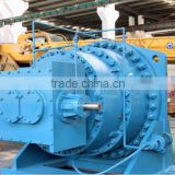 China made Guo mao shaft mounted planetary gear reductor with power motor