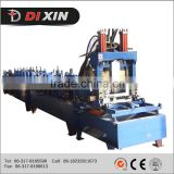 Automatic PLC Control Hydraulic Cutting C Galvanized Steel Channel Frame Profile Roll Forming Machine