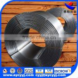 High quality CaSi/calcium silicon alloy cored wire from anyang manufacturer with best price and quality