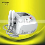 CE Approved 2016 factory manufacturer ipl elight shr hair removal mini hair removal skin whitening laser portable machine
