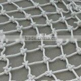 Horizontal and Vertical Building Safety Net, EU & USA market PP / PE Swimming Pool Safety Net