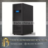 manufacturing professional metal server rack network cabinet with foot support made in China