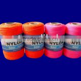 The Leading Brand of Rope Industry in China colorful nylon braided twine with competitive price