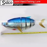 "Artifical fishing lure Four-section Tuna 16"" 700g, Big game swimbaits"