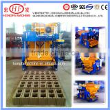 Inquiry about mobile brick making machine in Africa professional moving style brick machine in Guangzhou canton fair brick machine factory