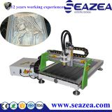 2017 Hot!! Jinan Seazea 6090 small mini cnc pcb engraving router machine for wood MDF acrylic